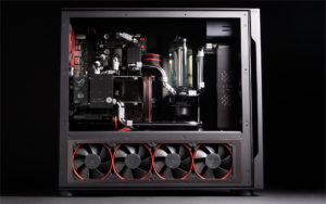 Complete high end gaming pc case