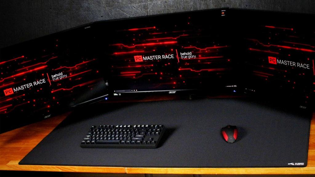 pcmr computer setup