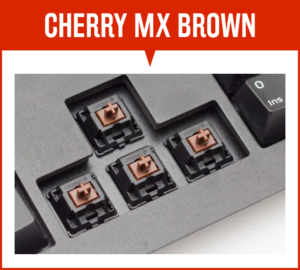 Cherry MX Browns