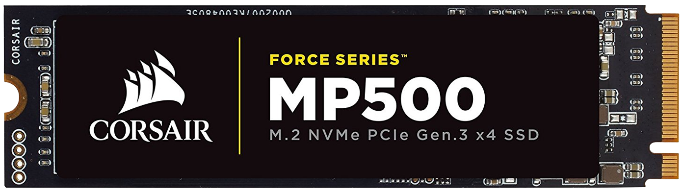corsair force mp500 480gb nvme ssd