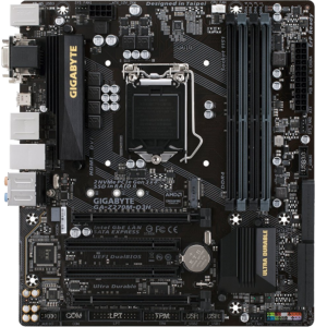 gigabyte d3h micro atx motherboard