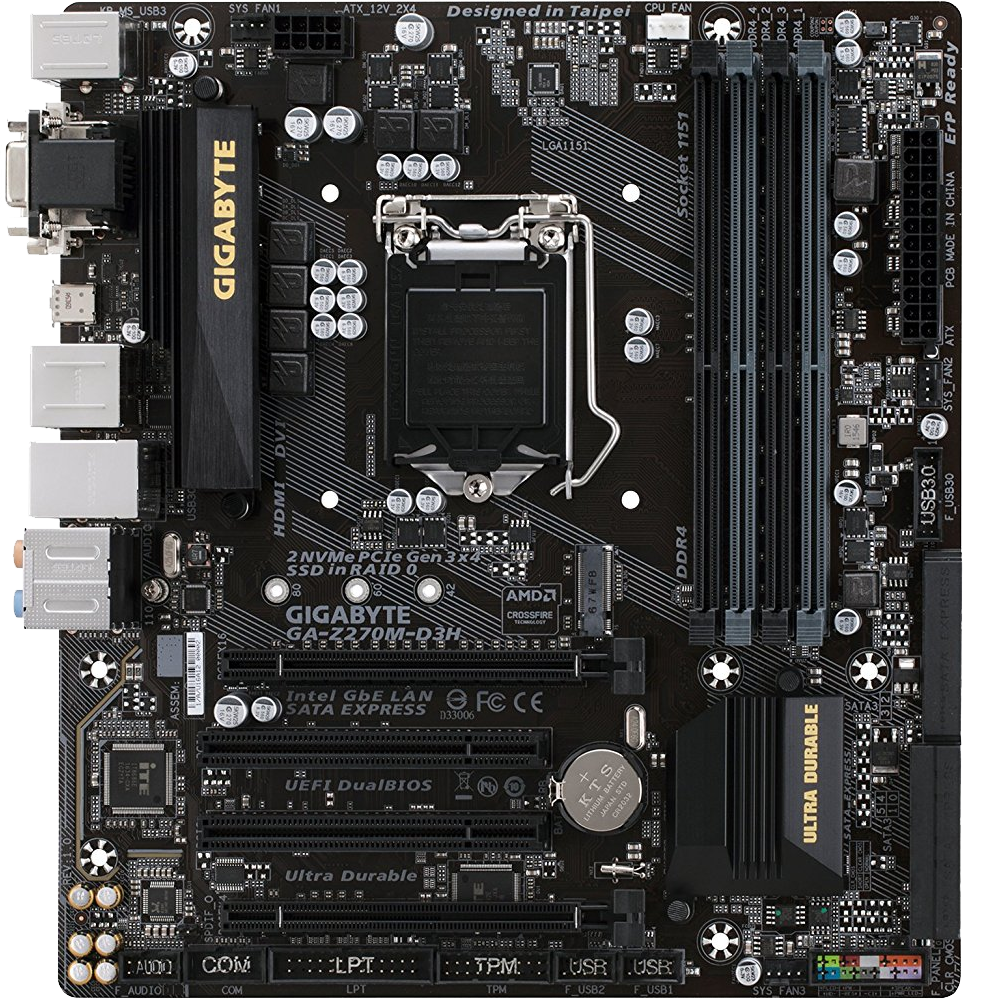 Best Micro Atx Z370 Motherboards 2018 Frugal Gaming