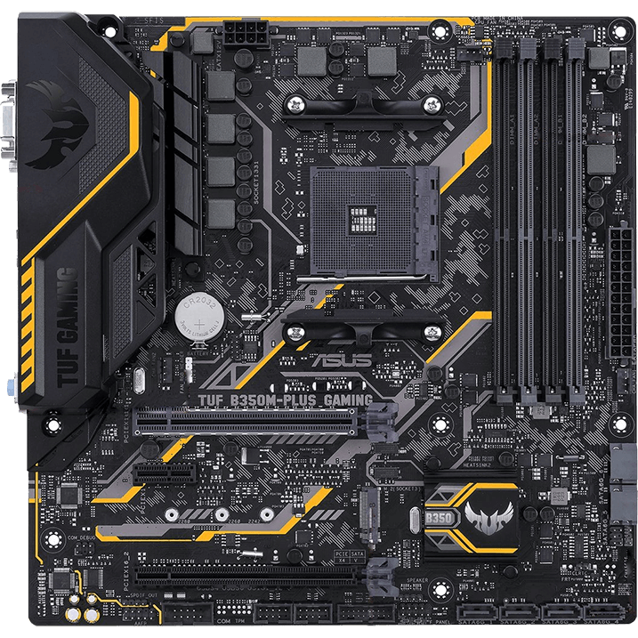 TUF B350M-PLUS GAMING matx
