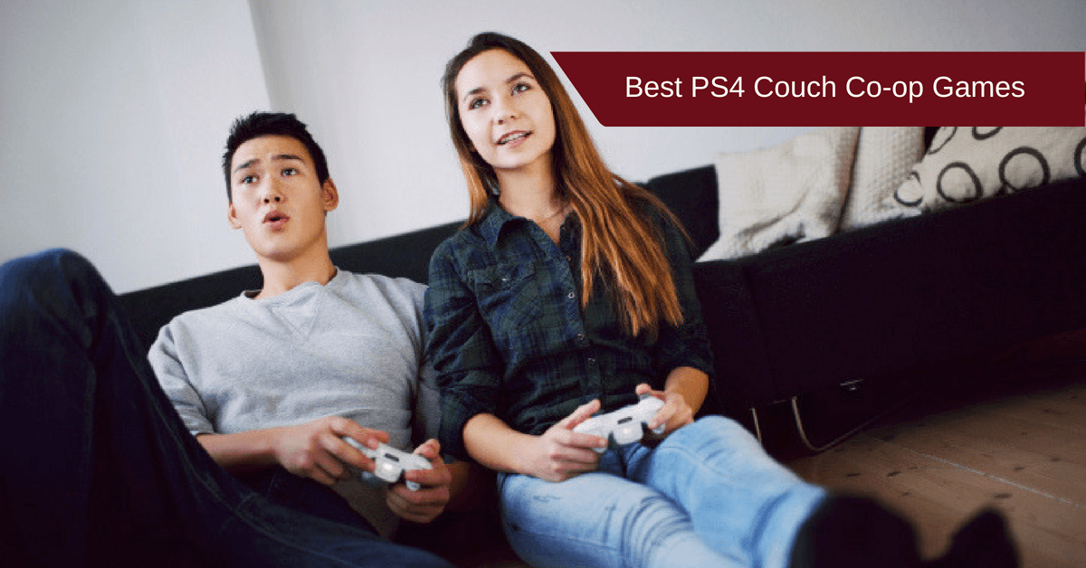 Best PS4 Couch Co-op Games